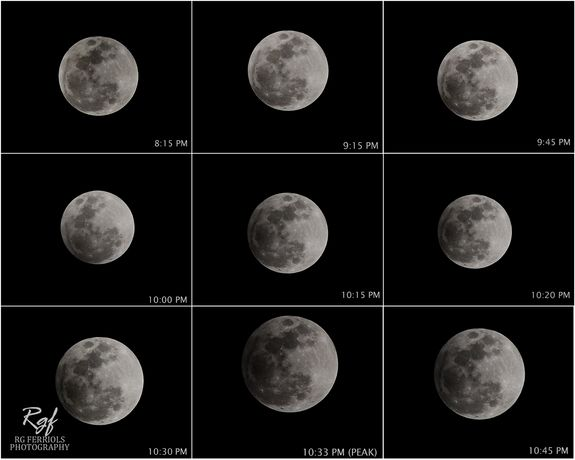 Penumbral Lunar Eclipse of 2012 Explained (Gallery) | Space.com