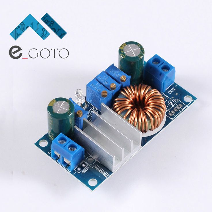 5A DC-DC MPPT Solar Energy Controller Buck Step Down Charging Battery Board Module Constant Current Voltage Charger Panel