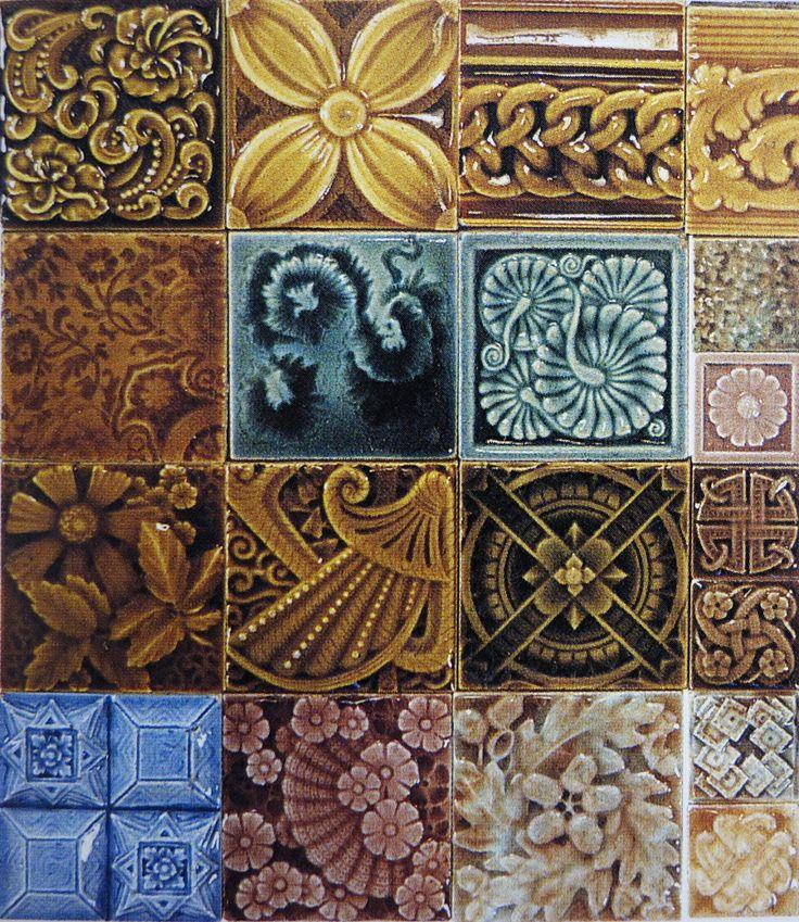 les 541 meilleures images du tableau carrelage sur pinterest carrelage carreaux de style art. Black Bedroom Furniture Sets. Home Design Ideas