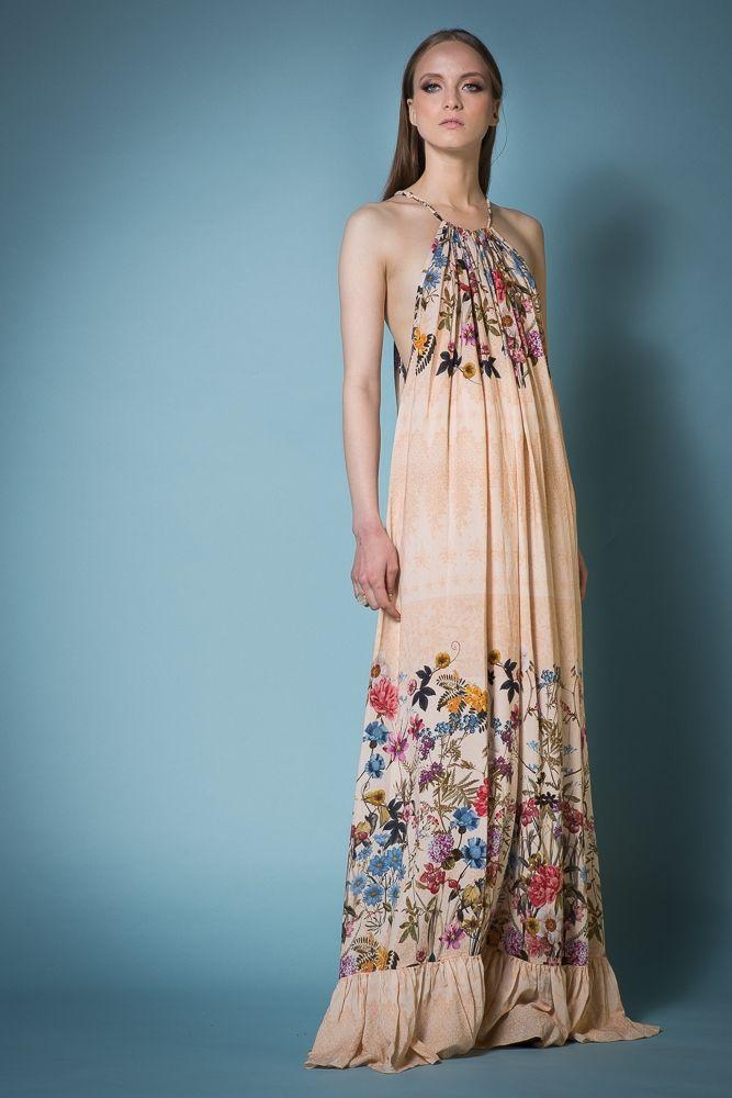 Evensong Floral Dress - Dresses - NIDODILEDA