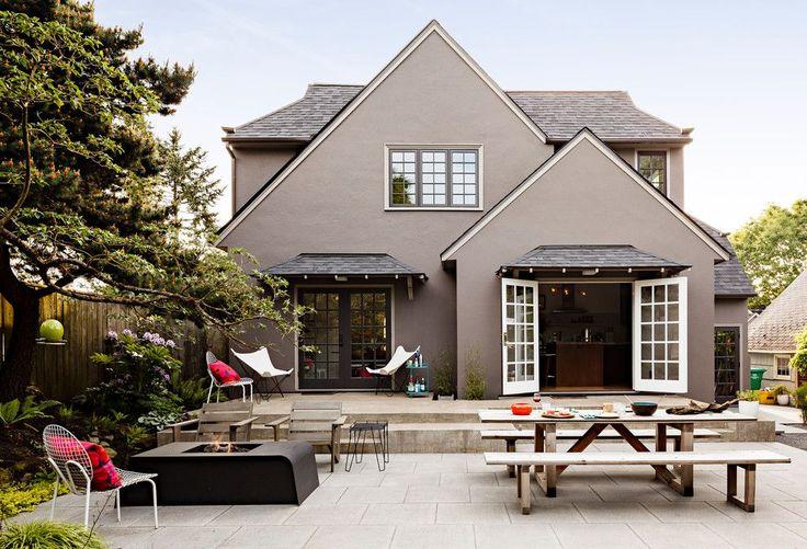 Portland Modern Tudor