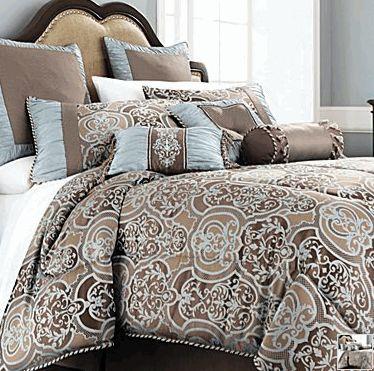 Chris Madden Laredo 7 Piece Comforter Set More