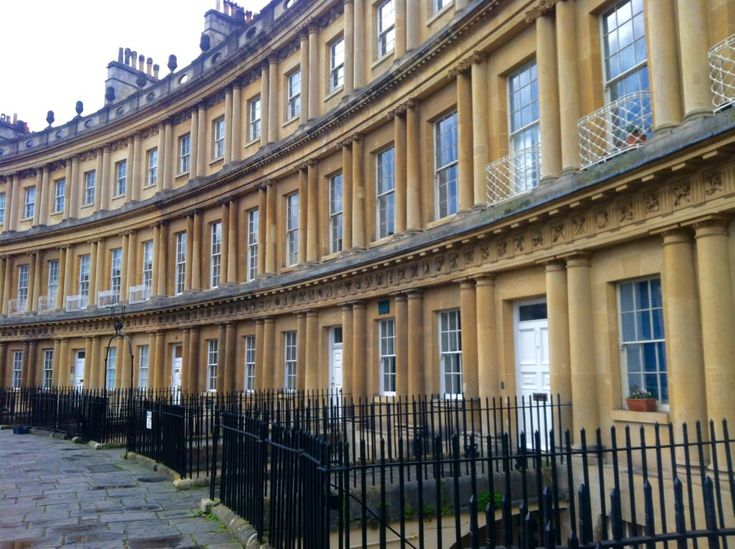 Any lover of Jane Austen can't go past a visit to Bath, England. The Jane Austen Centre, Pump Room, and the Royal Crescent are all top sites to see.