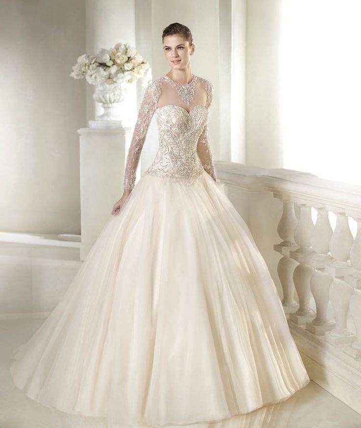 19 best wedding dress maker online images on Pinterest | Wedding ...