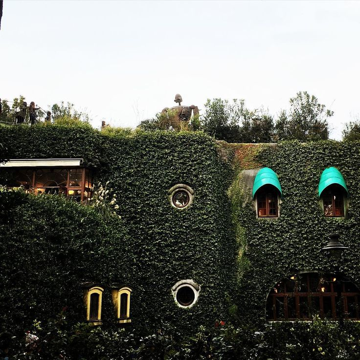 Ghibli Museum is located in Mitaka. Tickets must be purchased in advance. #ghibli #travel #japan