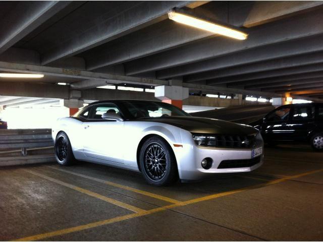 Gebrauchtwagen: Chevrolet, Camaro, V6, Benzin, € 21.950,- AutoScout24 Detailansicht