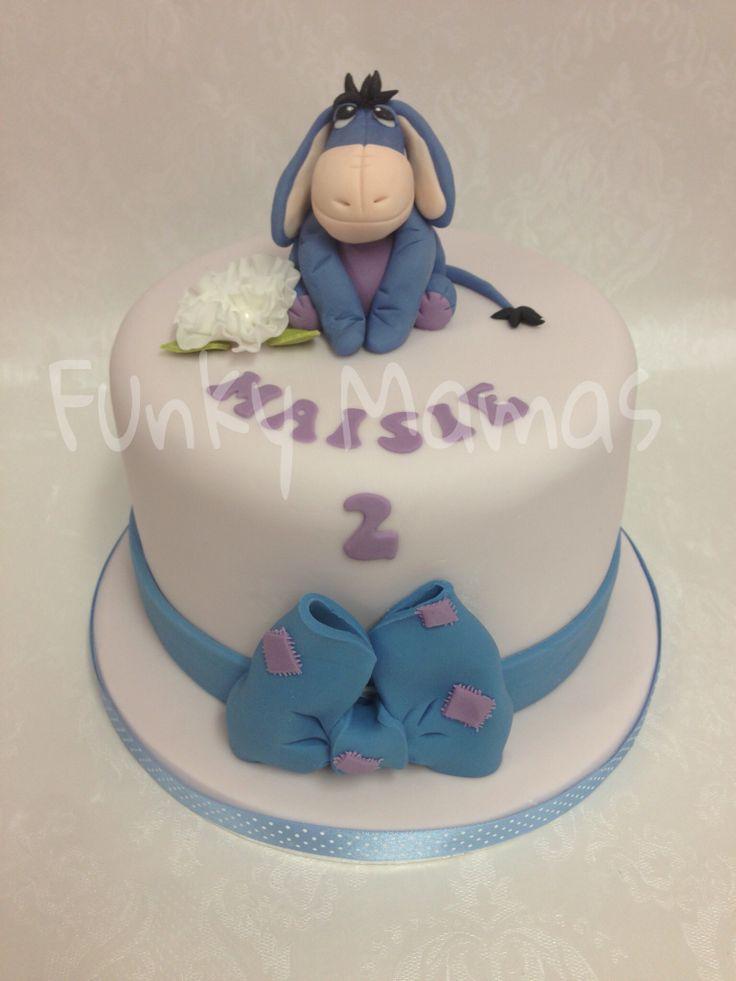 Eeyore Birthday Cake Photos