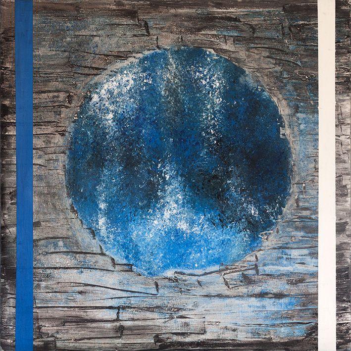 Titolo: Nettuno dimensioni: 100x100 cmtecnica: colori acrilici su tela artista Mattia Paoli  http://nojculture.com/ mail: mattiapaoli.design@gmail.com