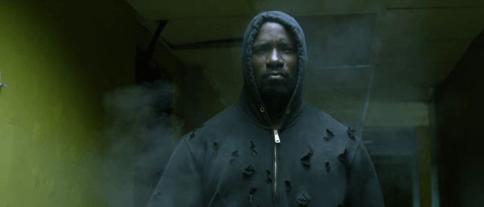 'Luke Cage' Showrunner Teases Big-Name Musical Guests for Season One [TCA 2016]  Netflix presented a panel on Marvel's   Luke Cage   to the Television Critics Association.  Luke Cage  is the third Marvel TV series for Netflix, to be followed by  Iron Fist  and the team-up  The Defenders . Showrunner  Cheo Coker  spoke about the show's influences and tone, but first  Alfre Woodard  deflected a question about her role in both  Captain America: Civil War  and  Luke Cag e. In  Civil War ..