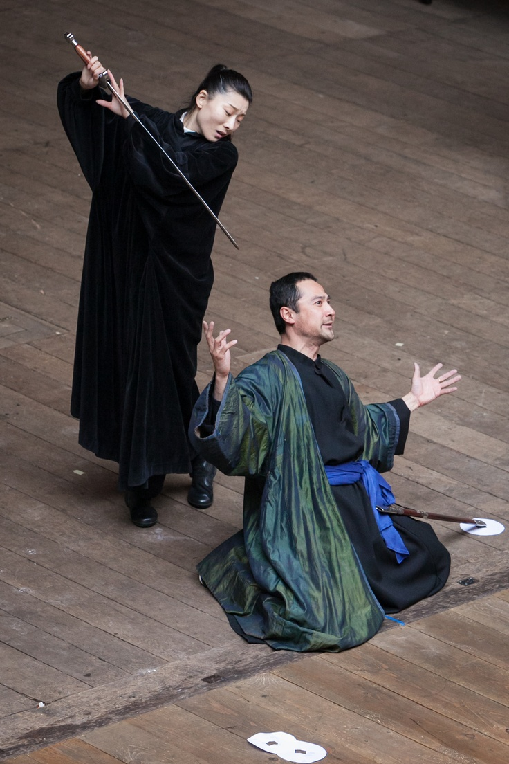 Richard III National Theatre of China Performed in Mandarin (C) Marc Brenner