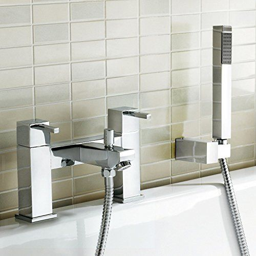 VeeBath Ripon Chrome Minimalist Bath Shower Mixer Tap   Bathroom Bath Filler Bath Mixer Hand Held Round Show No description (Barcode EAN = 5060446011232). http://www.comparestoreprices.co.uk/december-2016-6/veebath-ripon-chrome-minimalist-bath-shower-mixer-tap- -bathroom-bath-filler-bath-mixer-hand-held-round-show.asp