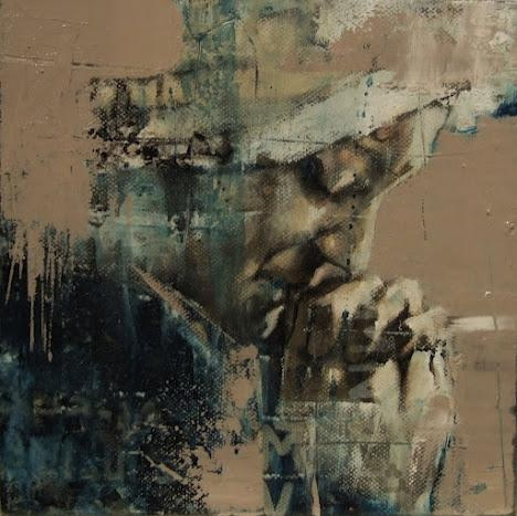 Guy Denning's latest work for his upcoming 'Paradiso' Exhibition...stunning!