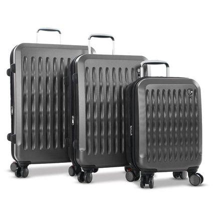 Heys® SpinLock Expandable 3-Piece Luggage Set | Sears