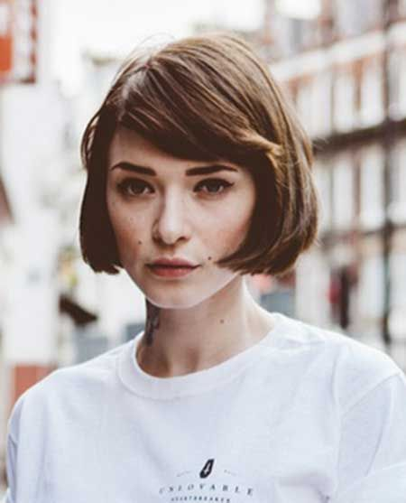 short bob with layers - Google Search