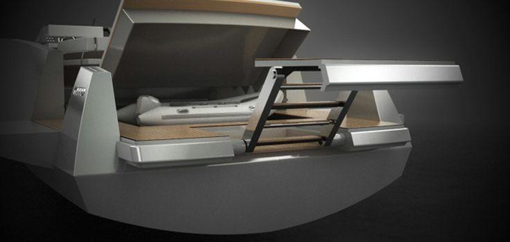 The Audi E Tron Boat Is A Bold Concept Design Video