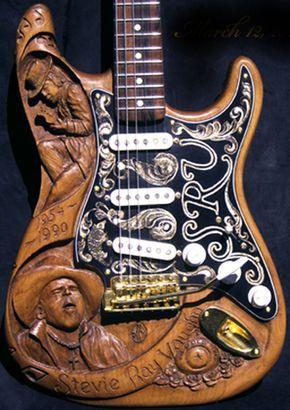 Stevie Ray Vaughn Strat