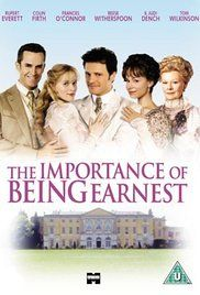 "The Importance of Being Earnest (2002)| Comedy, Drama, Romance | 21 June 2002 (USA)  In 1890s London, two friends use the same pseudonym (""Ernest"") for their on-the-sly activities. Hilarity ensues."