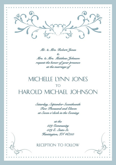 28 best anniversary invitations images on pinterest birthday wedding invitation card text church wedding is your popular method to tie the knot couples opted to go for civil wedding stopboris Image collections
