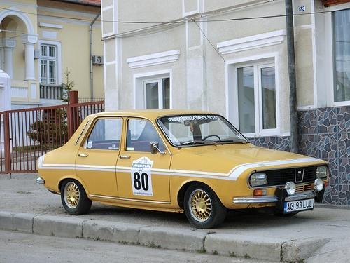 Dacia 1300 rallye