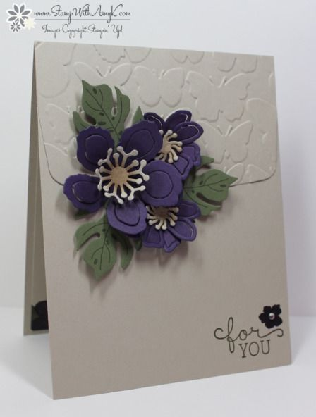 Stampin' Up! Botanical Blooms for Sunday Stamps