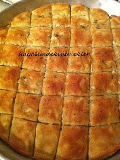 Peynirli Baklava boregi