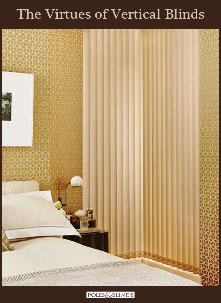 17 Best Images About Vertical Blinds On Pinterest