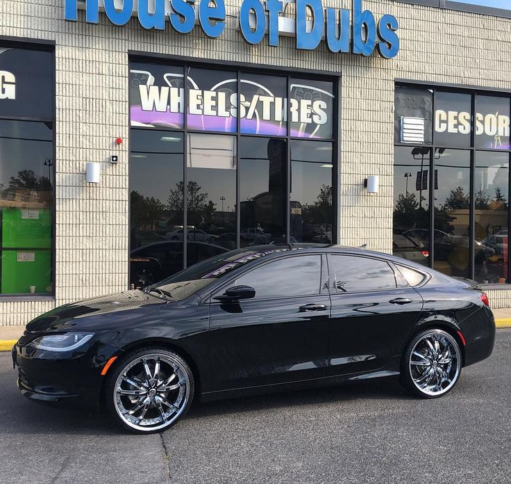 2018 chrysler 200 convertible.  2018 long time customer brought his new whip through to get tinted out and put  on a chrysler 200set  with 2018 chrysler 200 convertible