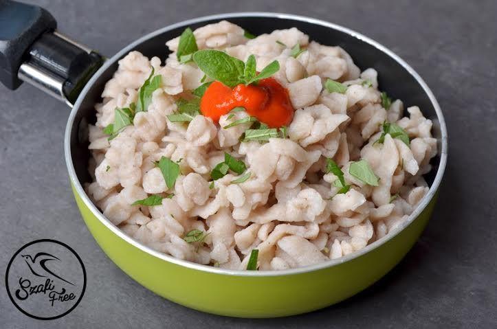 Kalóriaszegény diétás nokedli ételérzékenyeknek     Szafi Free gluténmentes vegán gluténmentes nokedli    Gluténmentes, tejmentes, tojás...