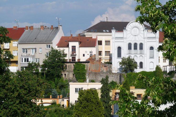 Synagoga a židovské ghetto | Městské Informační Centrum města Hranice