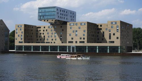 The nhow Berlin is Europe's first ever music hotel