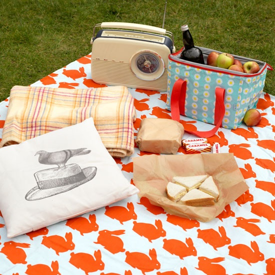a modern garden picnic: Modern Gardens, Outdoor Living, Camping, Perfect Picnic, Picnics, Picnic Time, Things