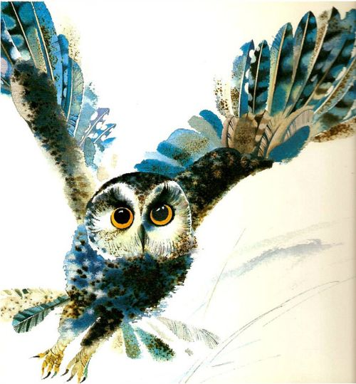Vladimir Savitch: Watercolor, Owl Art, Illustration, Vladimir Savitsch, Baby, Woodland Babies, Tattoo, Painting, Owls