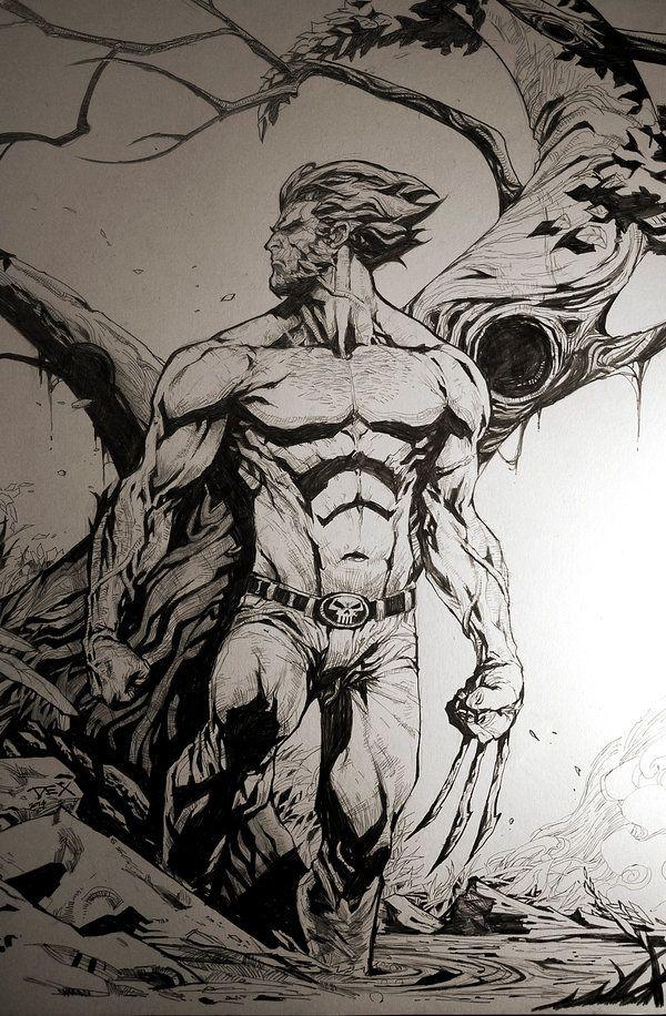 Daily @deviantART Picks for 07-03-2014 #Wolverine #Marvel #XMen | Images Unplugged