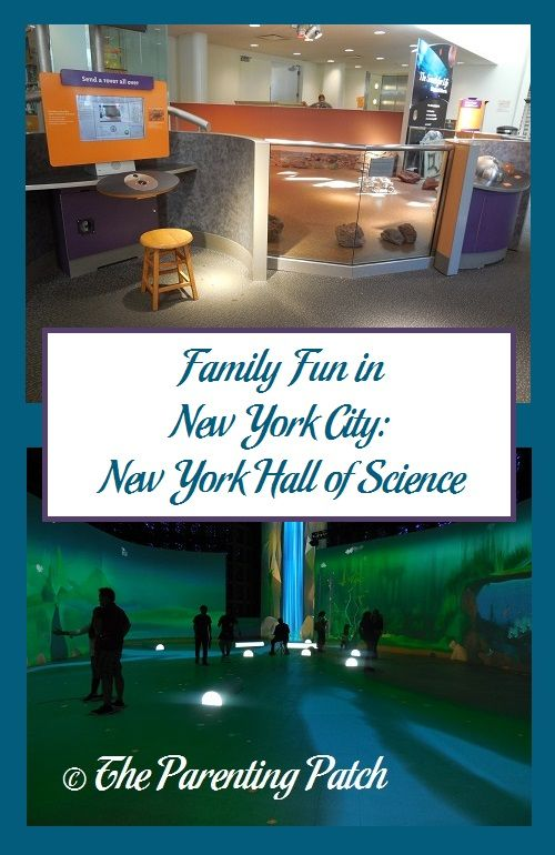 The New York Hall of Science is a fabulous hands-on science in New York City. My kids and I spent an afternoon exploring the museum. Even better, NYSCI is located conveniently next to the Queens Zoo, so you can make an entire day out of visiting both attractions.