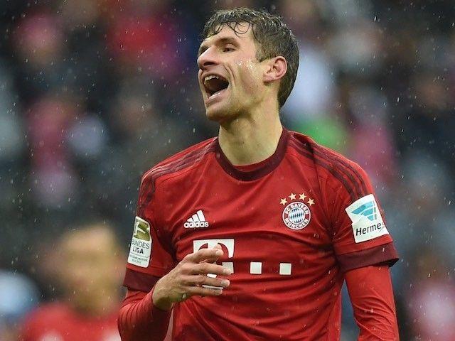 Team News: Bayern Munich start Thomas Muller, Diego Godin returns for Atletico Madrid
