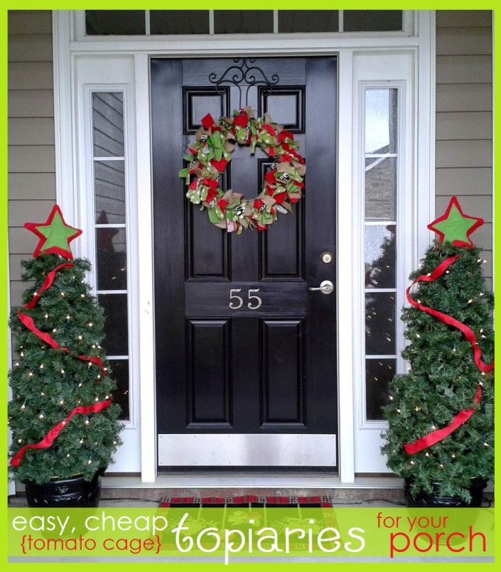 Front Door Topiary: 17 Best Images About Topiary Trees For Front Door On