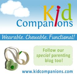 Getting KidCompanions Chewelry Just RIGHT for Sensitive Kids and Market Ready - Pierrette's goal was to design a stylish, efficient, and SAFE sensory oral-motor tool that you wear - KidCompanions Chewelry
