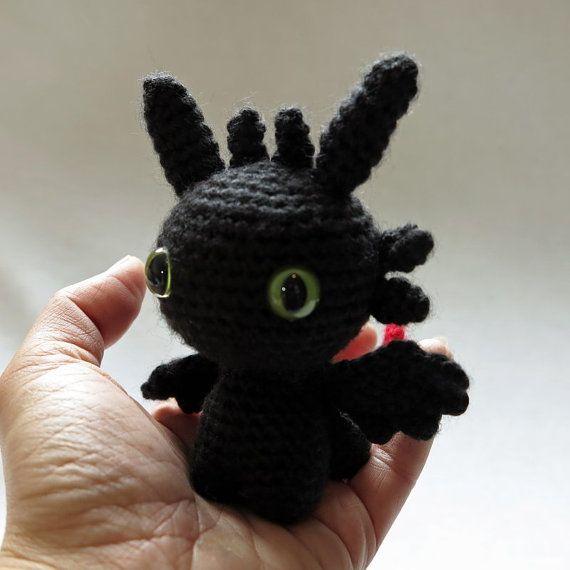 17 Best ideas about Crochet Toothless on Pinterest ...