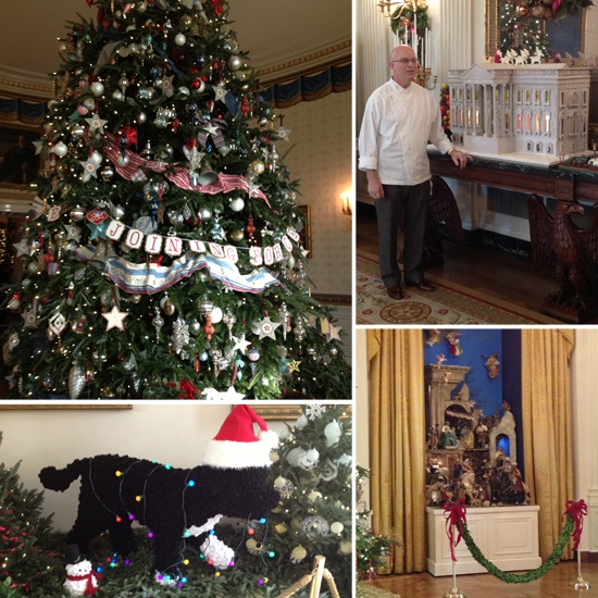 Tour the White House Holiday Decorations With Us