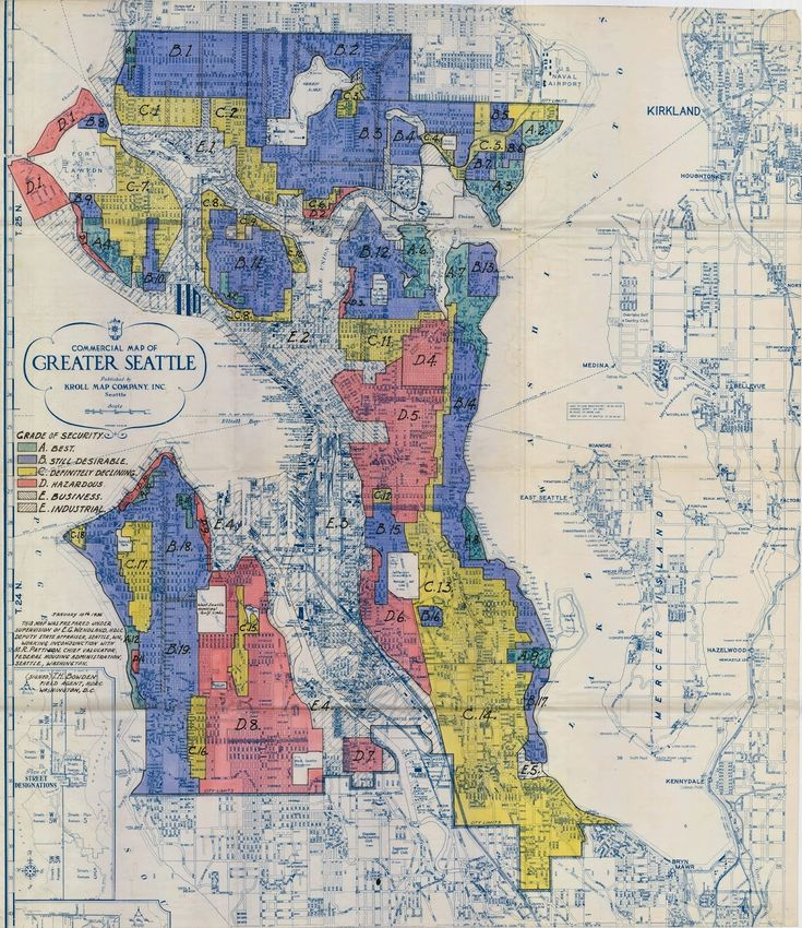 43 best Maps images on Pinterest Seattle Real estates and