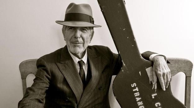 "First listen: Leonard Cohen, 'Old Ideas' on NPR. All the songs are great, but DAMN, ""Lullaby"" is spectacular."
