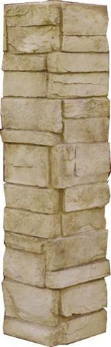 Ledgestone Keyless Corner faux stone sheets, faux stone siding, artificial rock, faux stone panels, wall panel, faux stone veneer