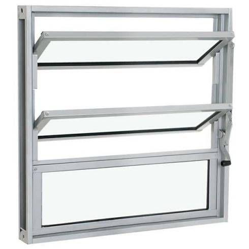 modelo de janela basculante lado interno