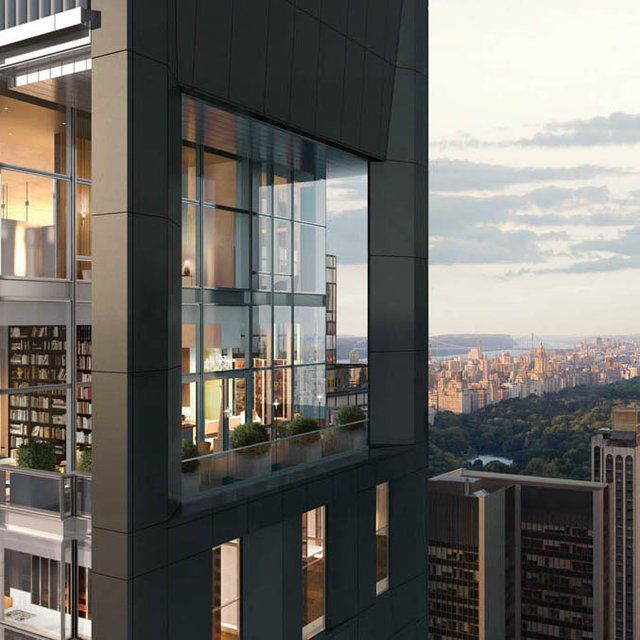 Baccarat Hotel And Residences New York @New York, United States