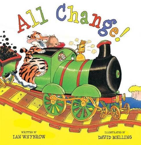 All Change! on TheBookSeekers.