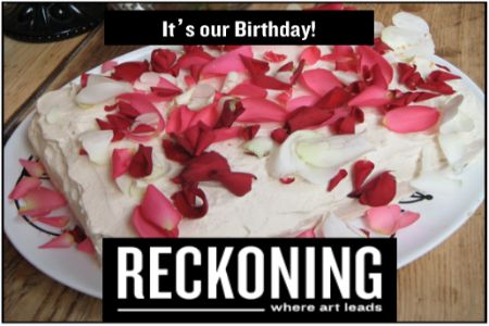 It's Reckoning's 6th Birthday - Check out our latest newsletter!