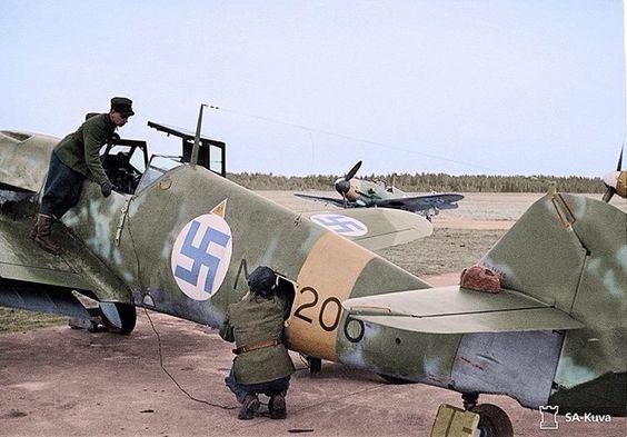 Messerschmidt Me 109 G: BFD