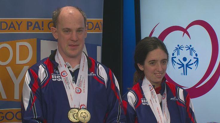 Special Olympics Winners