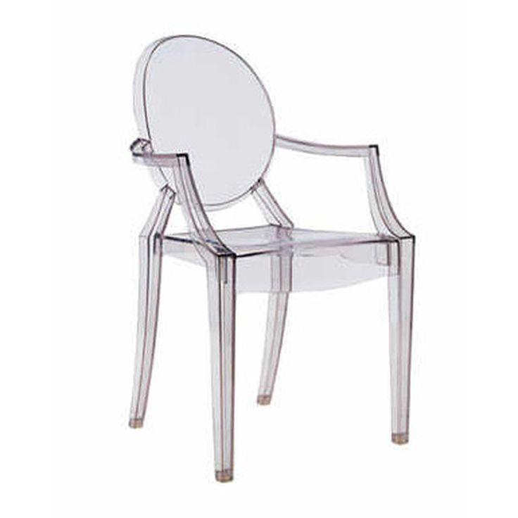 Yli tuhat ideaa Durchsichtige Stühle Pinterestissä Esstisch - küchenstuhl weiß holz