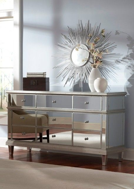 modern mirrored furniture. mirrored furniture for a modern interior design